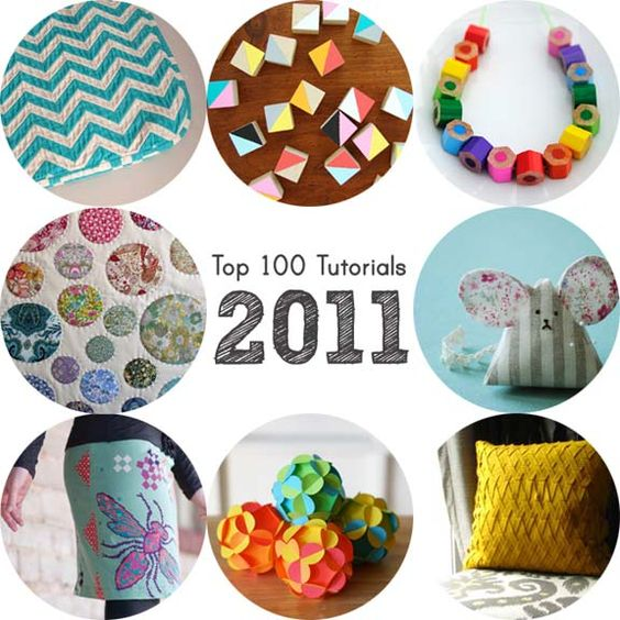 Top 100 Tutorials of 2011... according to the long thread