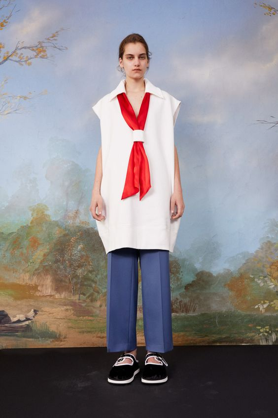MM6 Maison Margiela Resort 2019 Collection - Vogue