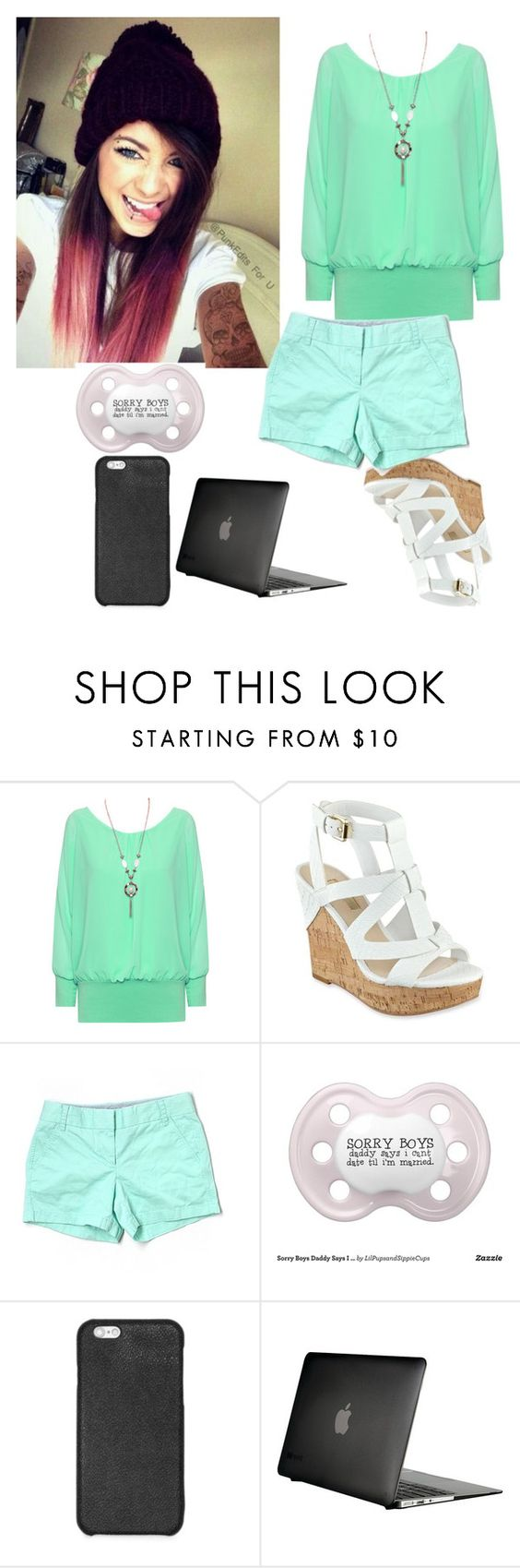 """""""i take papi's phone -giggles-Kayti"""" by to-crazy-for-you-now-backup ❤ liked on Polyvore featuring WearAll, GUESS, J.Crew, Michael Kors and Speck"""