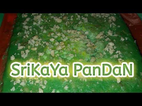 Resep Srikaya Pandan Mudah Praktis By Dapur Pink Youtube