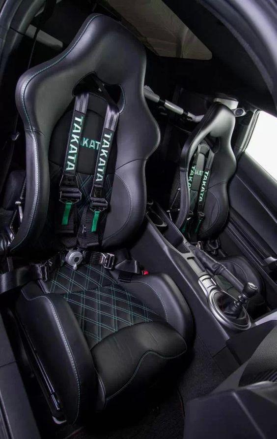 Takata Seats & Harnesses