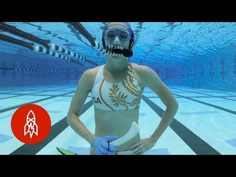 Pin On Underwater Hockey