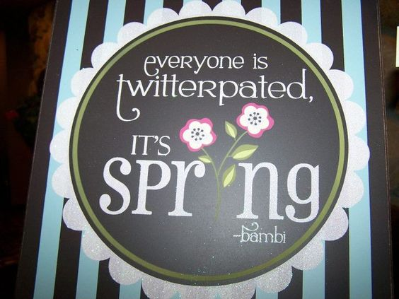 #twitterpated ...before twitter...