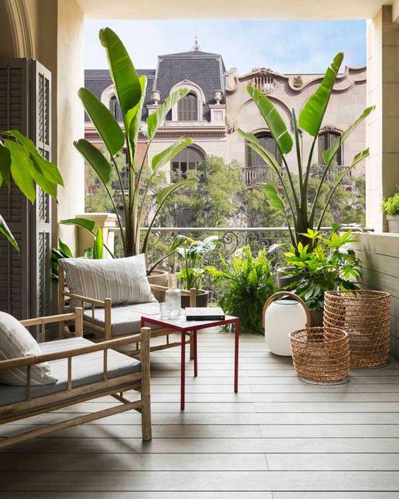 Decoración terrazas: Ideas para decorar una terraza pequeña o un balcón