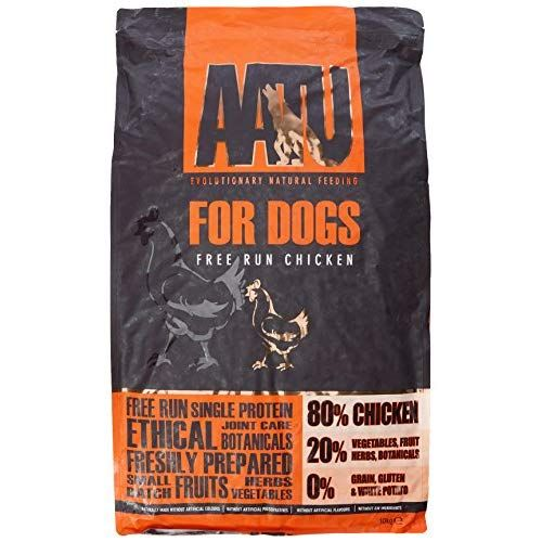 Aatu Dog Food Chicken 10 Pet Supplies Aatu Best Supplies Dog Kg Uk Building A Chicken Coop Chicken Dog Food Recipes