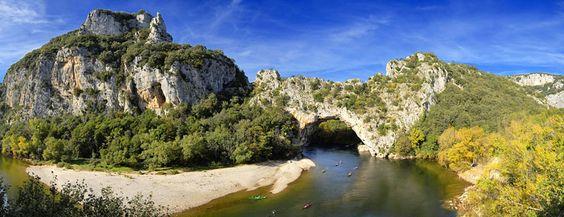location saisonnière maison à Vallon Pont d'Arc gorges de l'Ardèche