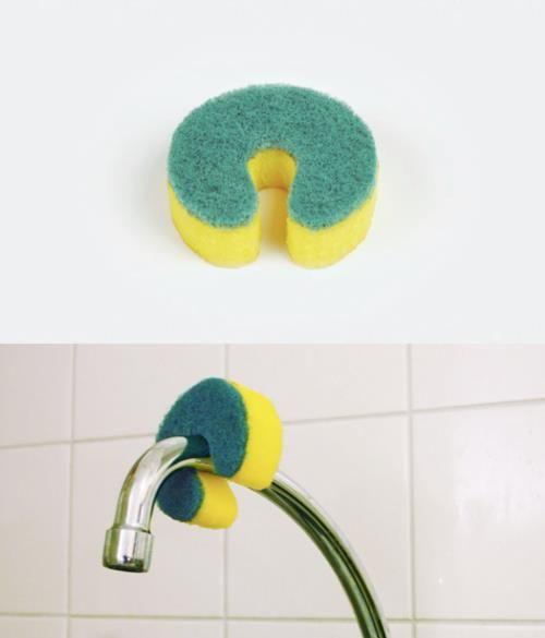 esponja para el lavaplatos