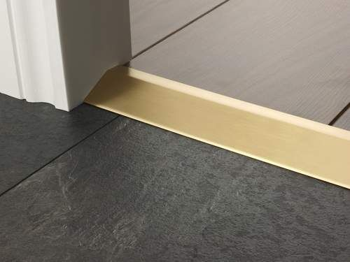 Threshold Strips For Laminate Flooring 12mm Quality Carpet Trims Uk In 2020 Flooring Tile To Wood Transition Quality Carpets