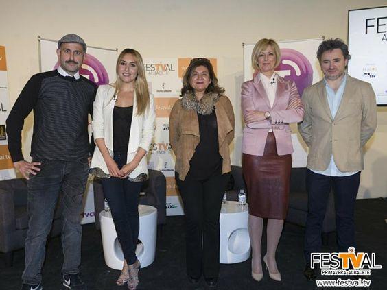 CASTILLA LA MANCHA TELEVISIÓN EN EL FESTVAL ALBACETE  FesTVal Noticias Albacete Radio Televisión Castilla la Mancha RTVCM