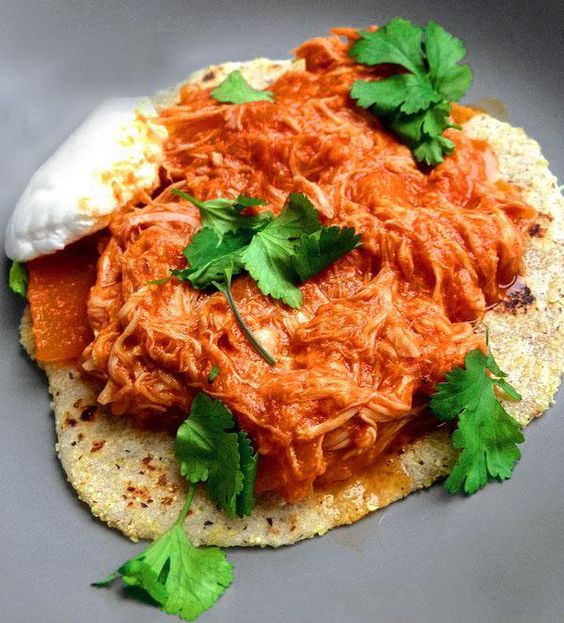La tinga chicken recipe