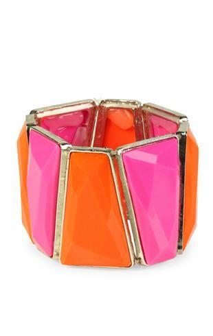 bright stones bracelet $11.50