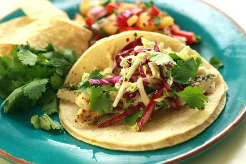 Hawaiian fish tacos from calli taylor at make it do for Hawaiian fish recipes