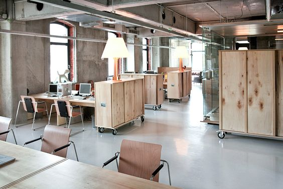 минимализм в дизайне офиса