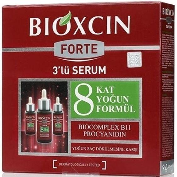 Pratik Cilt Bakim Onerileri Bioxcin Forte 3 Serum Sac