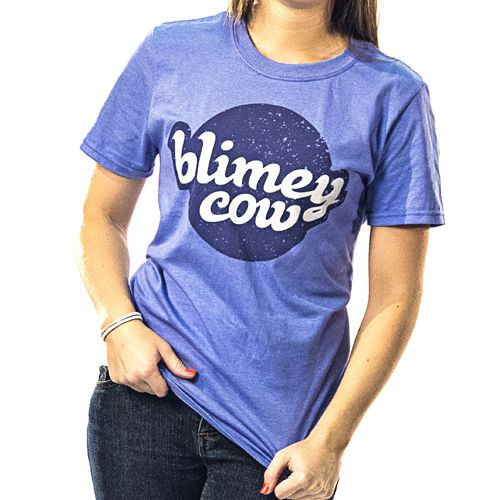 New Blimey Cow T-Shirt!!: