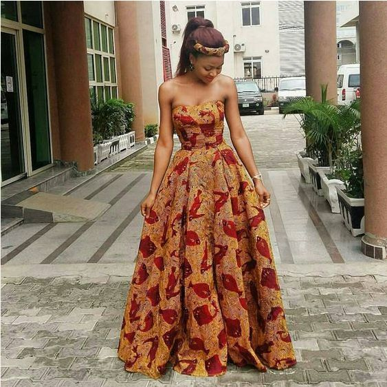 2019 Ankara Styles for Wedding and other events