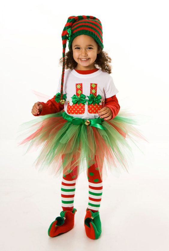 Tutu Skirt  Holiday or Christmas  Red & by Cutiepatootiedesignz, $50.00