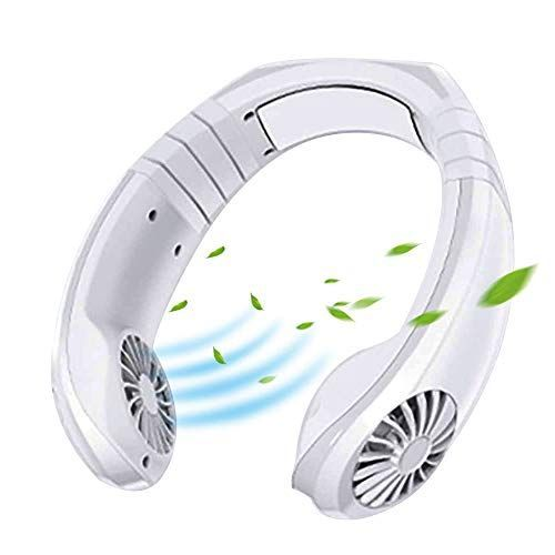 Promise2167 Mini Portable Usb Air Conditioner Fan Hanging Neck
