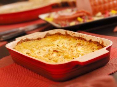 Kartoffel Hackfleisch Auflauf - going to try this tonight!