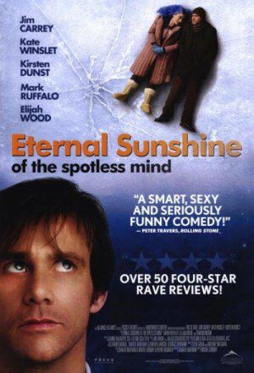 Eternal Sunshine of the Spotless Mind (2004) - Br: Brilho Eterno de uma Mente sem Lembranças.
