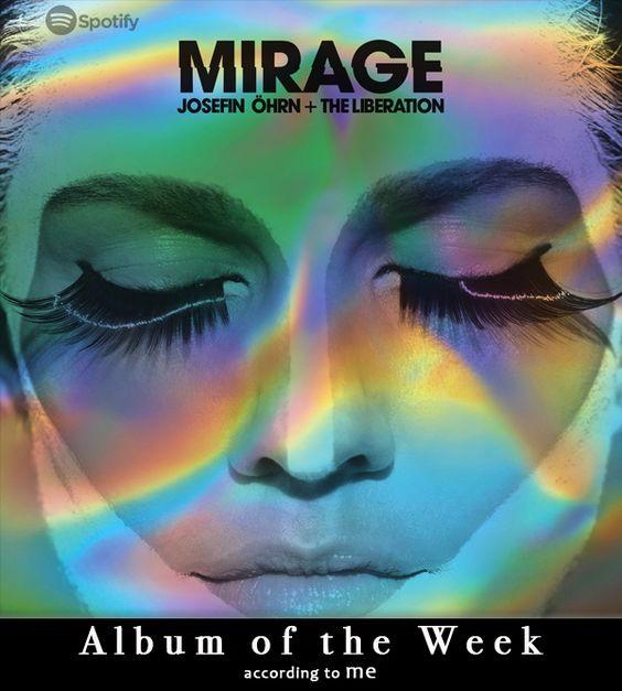 "Album of the Week: Josefin Öhrn + The Liberation ""Mirage"""