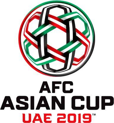 Logo Copa Asia 2019 (Emiratos Arabes)