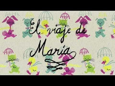 El viaje de María de Fundación Orange.