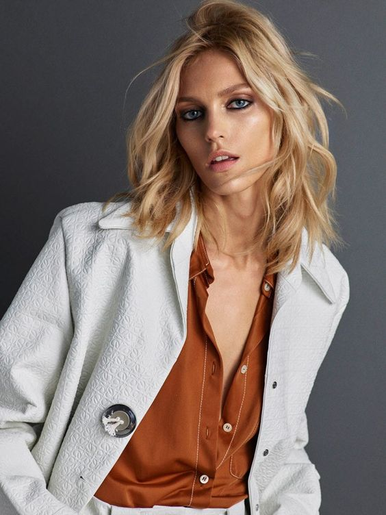 Anja Rubik by Hunter and Gatti for Vogue Portugal