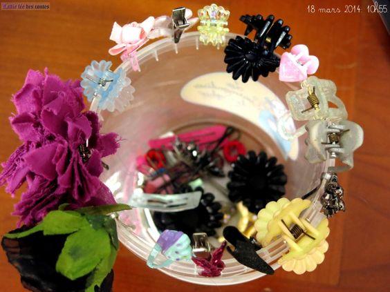 Les pinces Montessori- Lallie fée des contes