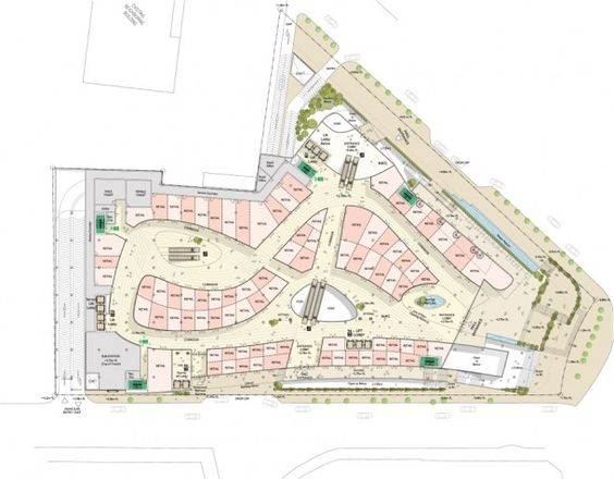 09 vanak shopping centre ground floor plan architecture 88 best images about shopping mall plan on pinterest