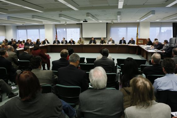 1/13 NJTPA Board meeting