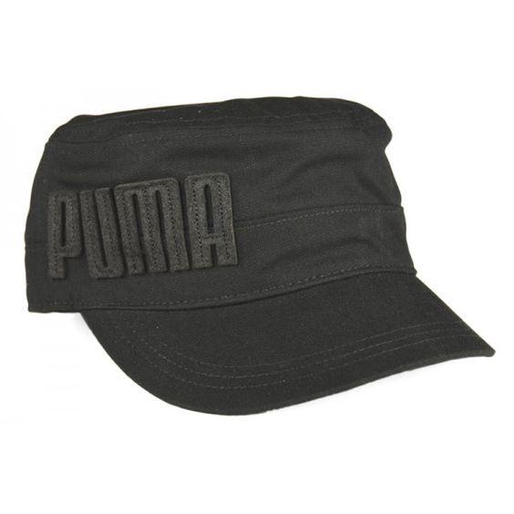 military black caps | PENHAM MILITARY CAP BLACK - Zapatos para todos. Salvador Artesano