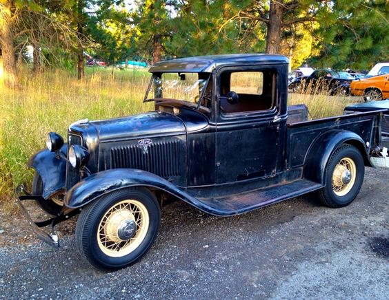 1934 ford pickup show pinterest vehicles youtube. Black Bedroom Furniture Sets. Home Design Ideas