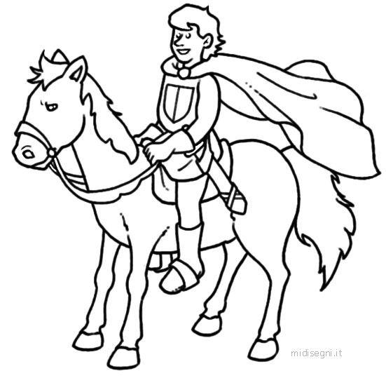 Disegni Da Colorare Cavalli E Cavalieri.Disegni Da Colorare Per Bambini Midisegni It Disegni Da Colorare Disegni Mestieri Medievali
