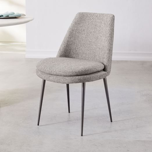 Finley Low Back Upholstered Dining Chair Dining Chair Design
