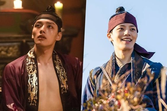 """Yeo Jin Goo Portrays Himself As Both A Goofy Clown And Burdened King In """"The Crowned Clown"""""""