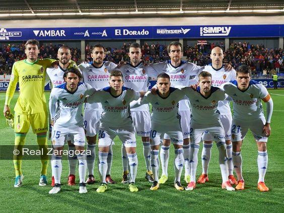 SD Huesca 3-1 Real Zaragoza