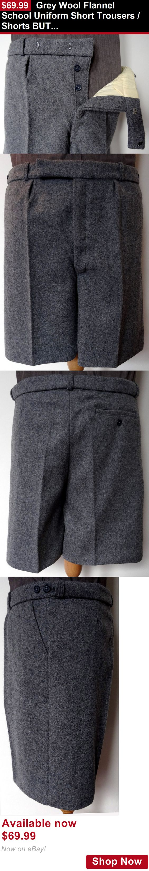 I don't think any school in the UK insists on short trousers to 18 years, but several prep schools require shorts to 13 years. At least one school on a web site has a grey short trouser suit uniform.
