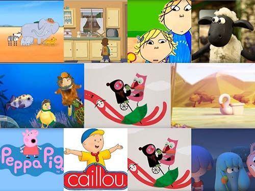 Excerpt Las Series De Dibujos Animados Tambien Son Educativas Esta Lista Contiene Las Mejores Series Educat Aprendizaje Mejores Series Lengua Y Literatura
