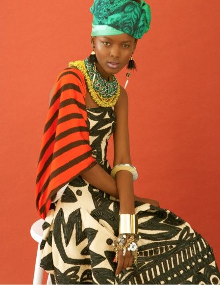 African Fashion Style And Fashion On Pinterest
