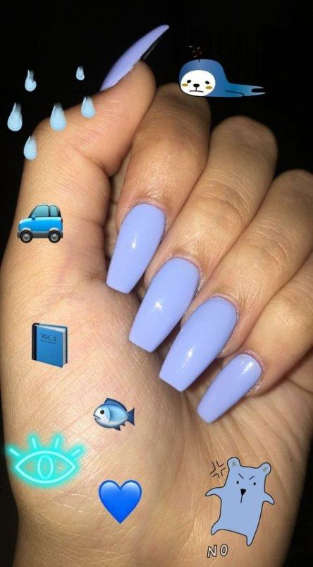 Super Nails Pastel Blue 47 Ideas Glitter Nails Acrylic Purple Nails Pretty Acrylic Nails