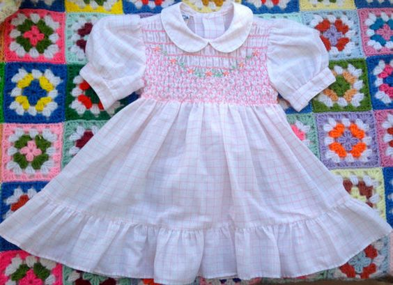 70s Polly Flinders Dress 2T3T by lishyloo on Etsy, $12.00