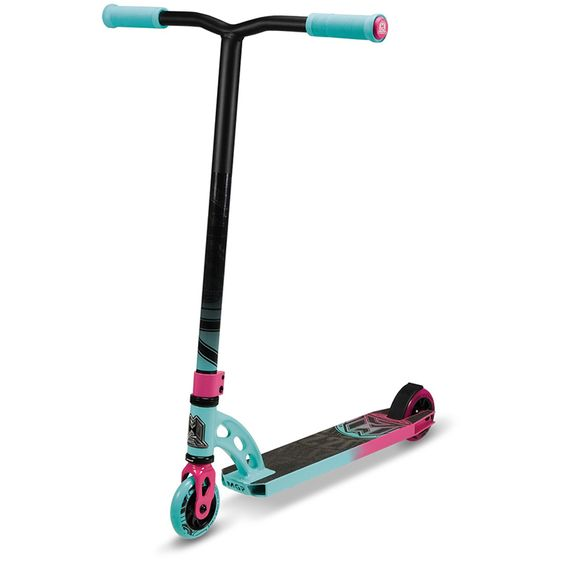 MGP VX6 Pro Stunt Scooter Teal/Pink Thumbnail