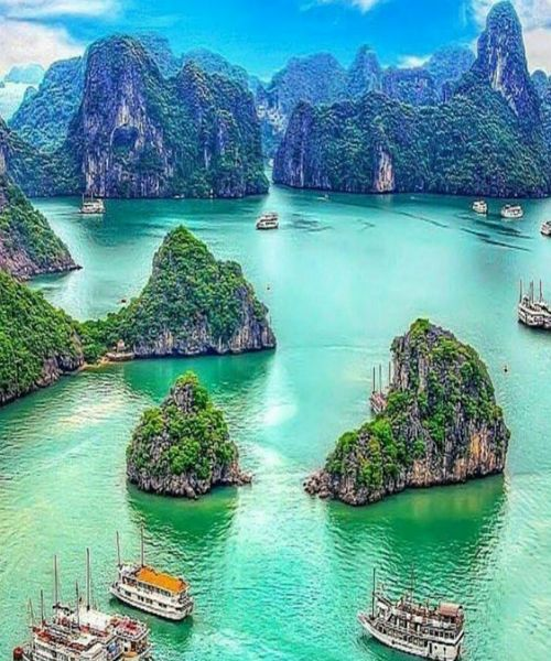 Top 5 Fantastic Places To Visit Right Now In Veitnam Places To Visit Places To Travel Places To Go