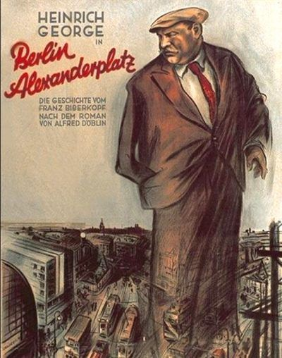 Phil Jutzi Berlin Alexanderplatz Extras 1931 Worldcinema German Movies Berlin Movie Covers