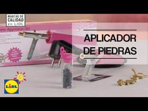 Aplicador de Piedras - Lidl España - YouTube