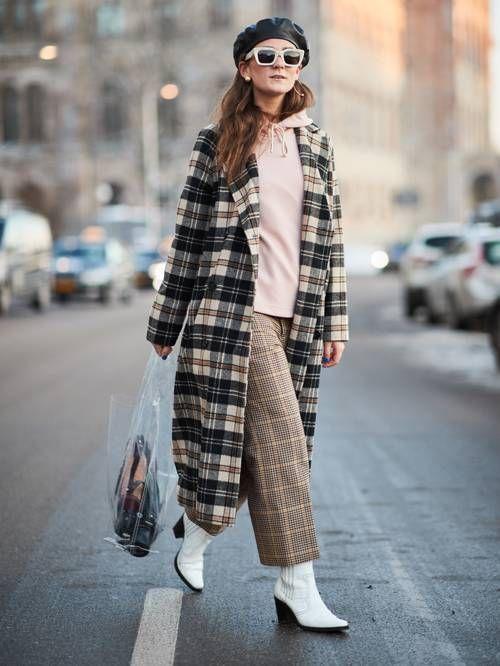 Dando il via al 2018 con stile, è l'equipaggio di Scandi alla Stockholm Fashion Week.  Ecco i migliori look in stile street della fredda città svedese.