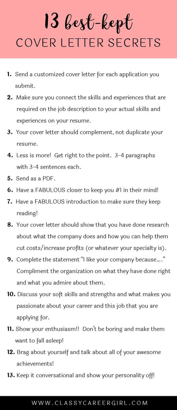 Cover Letter Tips - Outline How to write a cover letter Career - cover letter or resume