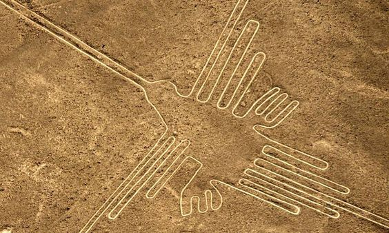 En 1994 Las Líneas de Nazca fueron declaradas Patrimonio Cultural de la Humanidad por la Unesco.
