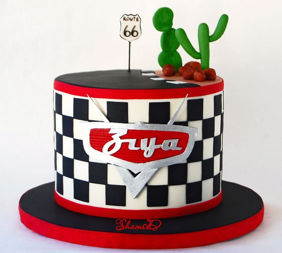 Images Of S Cars Cakes
